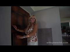 Cougar Realtor With Big Tits Drilled By BBC & Swallows His Load