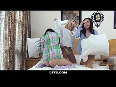 thumb bffs hot teens  hump bear during sleepover g s g sleepover g sleepover