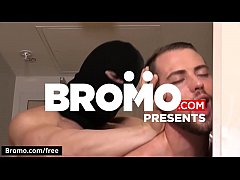 Bromo - Brendan Phillips with Jaxton Wheeler at He Likes It Rough Raw Part 1 Scene 1 - Trailer preview