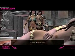 Conan all sex scenes (2004 - Exiles)