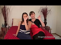 Raw casting desperate amateurs compilation hard...