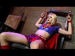Supergirl captured, spanked and humiliated : Part 1