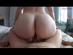 The young Step Sister gets up to get her big ass fucked by the Step Brother!