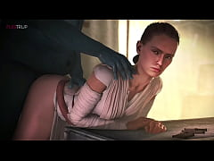Clip sex Star Wars - Rey (Daisy Ridley) Animated Compilation