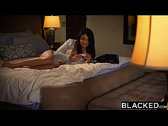 thumb blacked firs t interracial for beauty adria rae