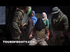 Clip sex TOUR OF BOOTY - Rag Tag Soldiers Fuck Their Way Through The Middle East