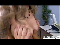 Big Hot Tits Worker Girl Love Sex In Office mov...