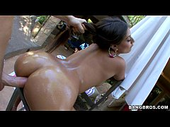 Clip sex Hot Oiled Up Booty with Jynx Maze