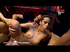 German Goo Girls - Ria Sunn Double Penetrated A...