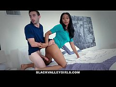 BlackValleyGirls - Cute Ebony Teen...