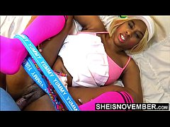 Clip sex Tiny Ebony Tennis Player Rough Missionary Sex After Lost Match , Msnovember Big Boobs Riding Stranger After Losing Bet On HD Sheisnovember