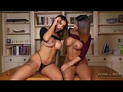 Clip sex Indian twins Strip and give you jerk Off Instructions