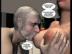 Clip sex 3D Comic: Another Day. Episode 1