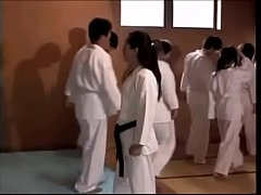 Clip sex Japanese karate teacher rapped by studen twice