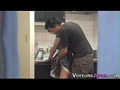 Japanese housewife fucked...