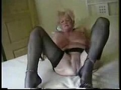 Watch asshole contractions of real pervert granny. Amateur