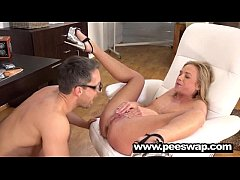 Piss in mouth & Piss Drinking Video 13