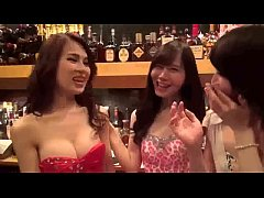 JAPAN crossdresser ladyboy bar...