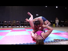 Real mixed wrestling MX-38 by Fight Pulse