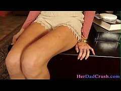 Clip sex Spanked teen stepdaughter