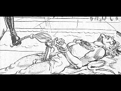 Whipped and marked fiendish femdom art cartoons-41188
