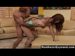 RealAsianExposed - Big-boobed Asian...