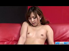 Yuuka Kokoro craves for cock in each of her hol...