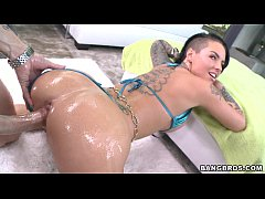 Fucking with the Ultimate Babe Christy Mack