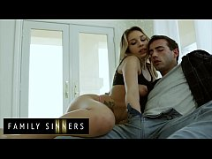 Kinky (Carmen Caliente) loves her stepbros big ...