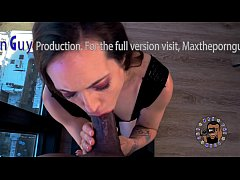 TFBE4: POV DACEY HARLOT BLOWS ME AND ALMOST MAKES ME BLOW MY LOAD EARLY!!