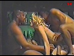 Tammi Ann Eats Black Pussy and Takes 3 Dicks