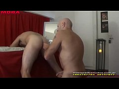 RELAX CLIENT BOTTOM MASSEUR TOP by Nude Massage