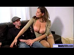 Hard Sex With Bigtits Hot Housewife (sensual jane) clip-26