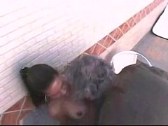 Horny Girl fucked by an old dirty man all over \/100dates