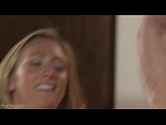 Penthouse Milf AJ Applegate can't stop riding h...