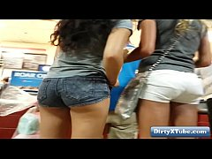 Latin teens nice ass...