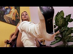 Lick My Boots Clean with Sierra Nicole