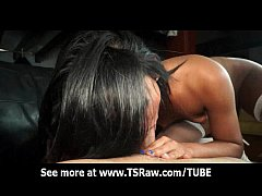Small Titted Shemale Big Cock Deep Throat