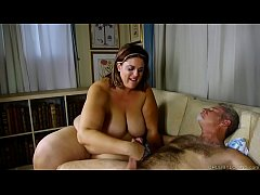 Beautiful big tits BBW loves fucking and suckin...
