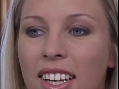 Young blonde student Fallon Sommers take some private lessons from college teacher to improve her knowledges in English Literature