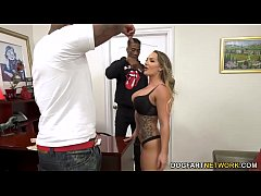 Police Officer Cali Carter Let Bad Boys To Poke All Her Holes