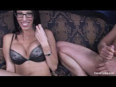 Dava Foxx Sucks Cock...