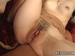 sdJapanese girl toyed with and fucked