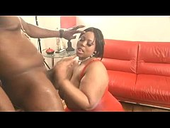 thumb ebony with a big fat ass gets fucked