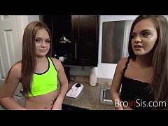 Clip sex Having Twins As Your StepSisters Is Pure JOY- Joey White Sami White
