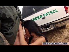 Hot police officer and british woman xxx Busty Latin floozie