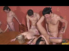 Teen orgy at its best