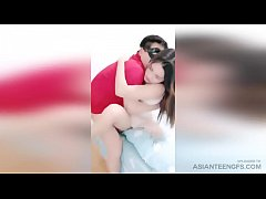Clip sex BEAUTIFUL Chinese girlfriend is being licked and fucked on camera