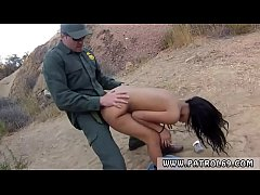thumb police force pretty latin woman josie jaeger have some arguements