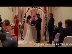 Kayla Carrera Gets Fucked Be Another Man On Her Wedding Day